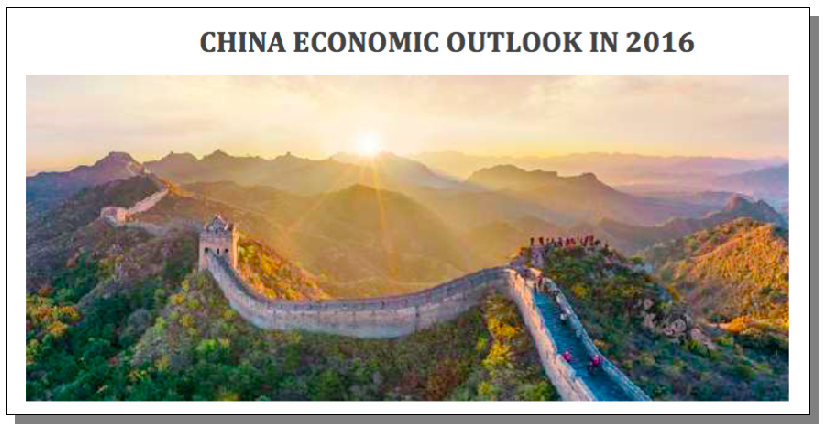 China Outlook 2016